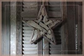 Ster hanger   driftwood