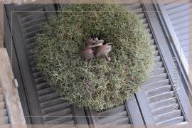 Krans Iron Brunch | Naturel | 50-60cm