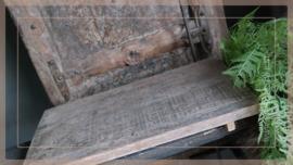 Houten plank/bajot