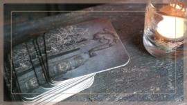 Onderzetters vilt | Franse pot