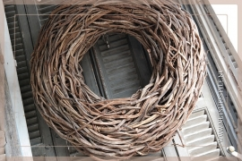 Krans Crazy Vine | Naturel | 85cm