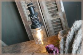 LED lamp Ricardo | black