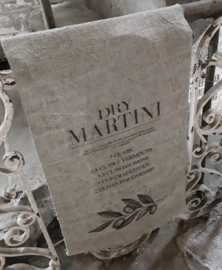Wanddoek | Cocktail Martini