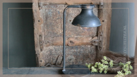Tafellamp LED Can | zwart