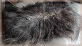 Ijslandse schapenvacht 110 cm | Taupe