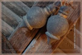 Stenen klos | grey