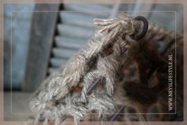 Windlicht touw | S