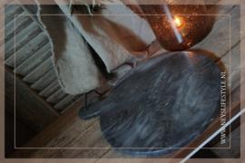 Chopboard marmer | rond M