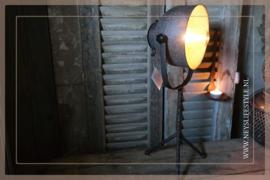 Tafelamp LED Lia | roest