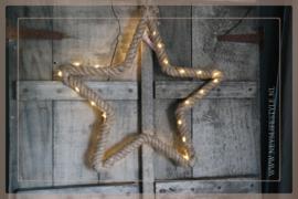 LED figuur touw dik | Ster M