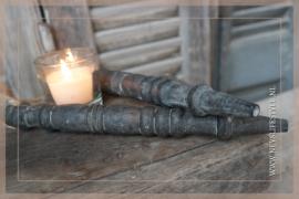 Toefhanger hout | 25 cm