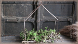 Hanger deco house mos  bonsai