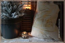 Gift bag Noel | Merry Christmas M