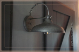 Wandlamp LED Marco | brons