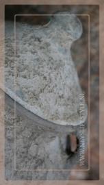 Pot Patmandu oor | grey