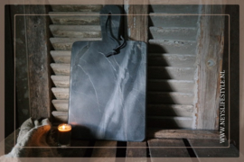 Chopboard marmer | recht  S