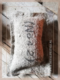 Geurkussen linnen | Amber No.42