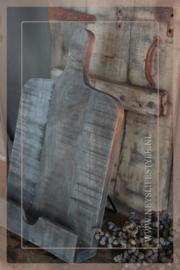 Boeken standaard | hout grijs