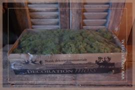 Doos decoratie mos | 500 gr