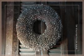Krans Bakulli   whitewash   45 cm