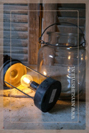 LED lamp Davidos | roest