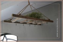 Ladder/hangrek hout | S