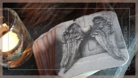 Onderzetters vilt | Vleugels