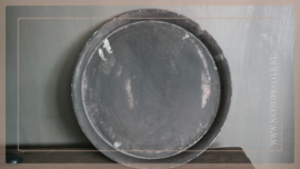 Dienblad zink |  44 cm