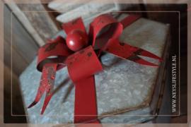 Cadeaubox set zink | Red