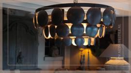 Schijfjeslamp Sober | black L