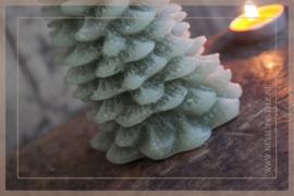 Kaars xmas tree | groen