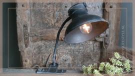 Klemlamp LED Oscar | zwart
