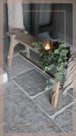 Decoratie bankje | hout