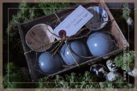 Half egg recycle | doosje