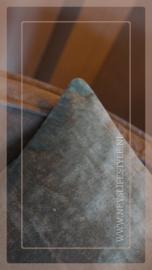 Kussen fluweel 45 x 45 cm | vogelnest