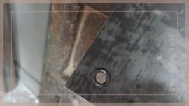 Tuinposter | olieflesjes
