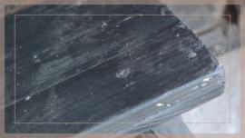 Vensterbank krukje | black