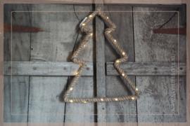 LED figuur touw | Kerstboom M