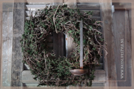 Krans Bonsai moss 45 cm