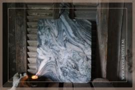 Chopboard marmer | recht  M