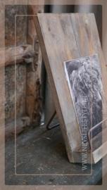 Boeken standaard   hout bruin