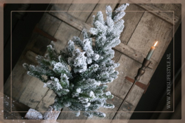 Kunst kerstboom |  snow 60 cm
