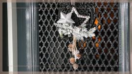 XMAS hanger | star snow