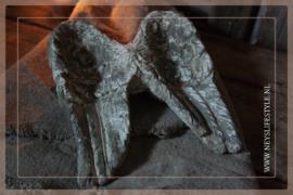 Vleugels aardewerk | greywash