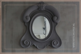 Spiegel Ossenoog Classic | grey