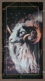 Ram op doek LED   Wanddecoratie