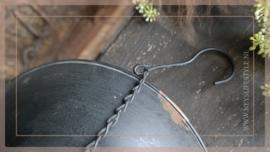 Hanglamp LED Karel | zwart