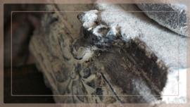 Houten poer greywash   2