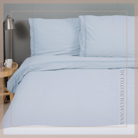 Dekbedovertrek colorado light blue | 140 x 220 cm