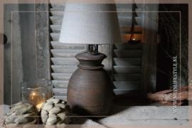 Lampenvoet waterkruik M| India